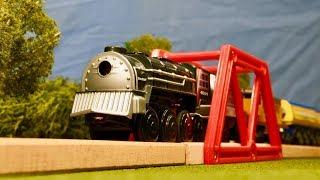 Попередній перегляд: іграшка поїзда в достатку 5!