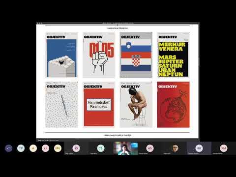 2. usposabljanje: Uvod v grafično oblikovanje