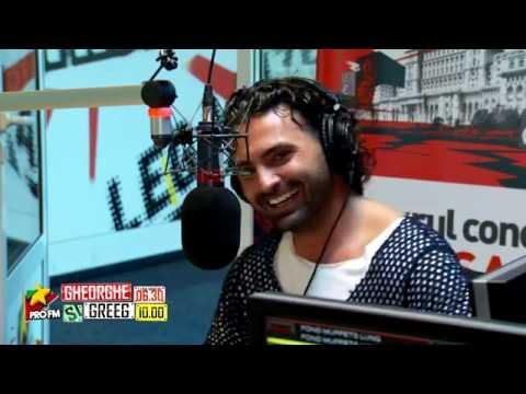 Pepe canta LIVE #eroina la ProFM, in varianta flamenco!