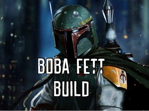 Dark Souls 2 SoTFS: Boba Fett Build/Cosplay (Star Wars)
