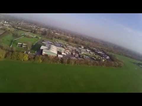 Dji fc40 at 1000 ft drone view media Dji Braywick Maidenhead