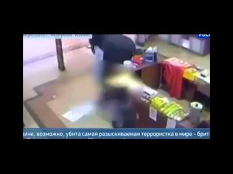 "In Ukraine is killed the most dangerous terrorist in the world ""White Widow"""