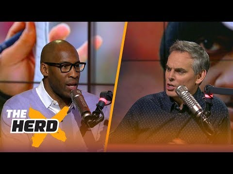 Bucky Brooks thinks the Rams and Saints are both legit teams after Week 10 | THE HERD