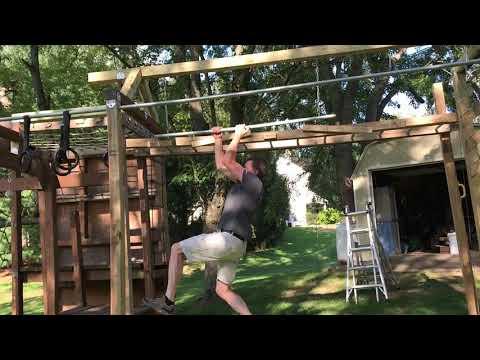 Backyard Spartan Rig