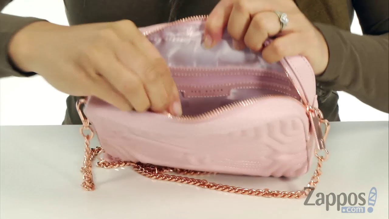 1cca25340edeb6 Ted Baker Quilted Camera Bag SKU  9026710 - YouTube