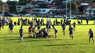 2015 Semi Final Tries vs Cottesloe