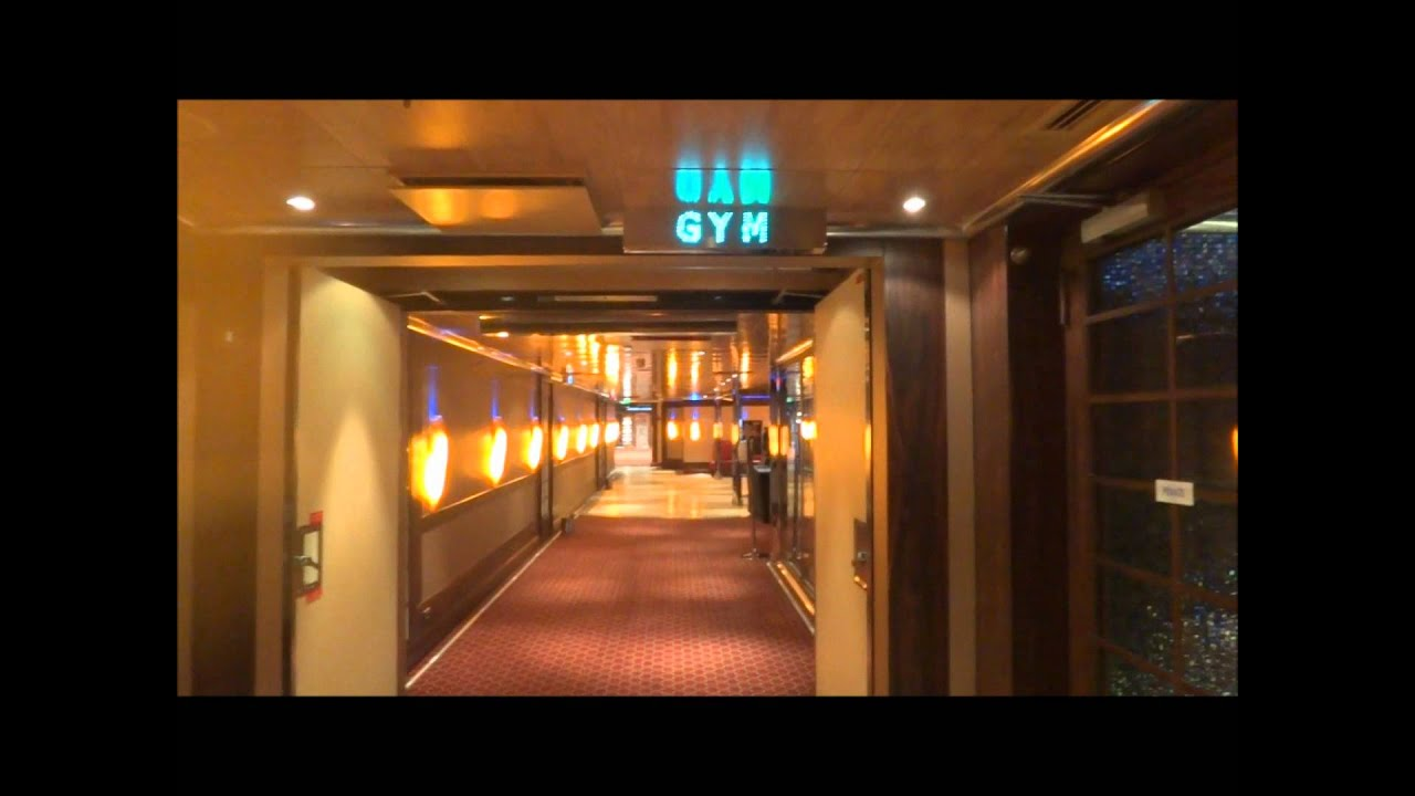 Carnival Dream Cloud 9 Spa Video 1 Youtube