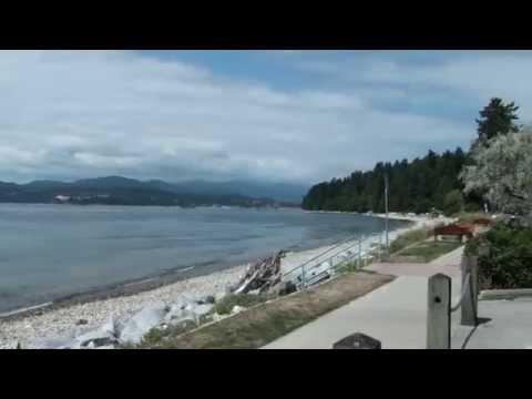 溫哥華陽光海岸-美女圖騰