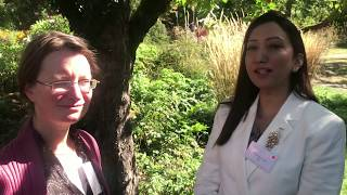 Dr. Harveen Kaur of Arogyam Talks About Ayurvedic Treatment for Skin Allergy in Germany