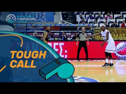 Tough Call: Art.30.1.2 Ball returned to the back court was incorrectly applied by the Trail of