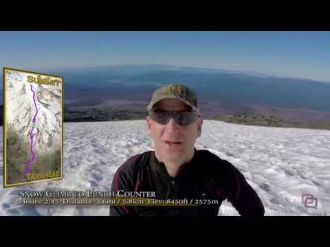 Mt Adams Climb to the summit in One Day - 2016