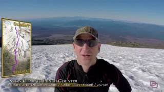 Mt Adams Climb to the summit in One Day - 2016 - deegquest