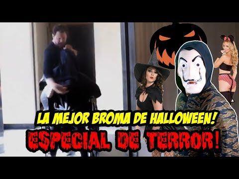 La Mejor Broma de Halloween!