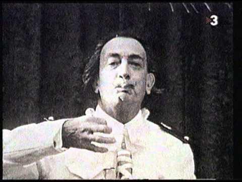 Aprende catalan con Salvador Dali