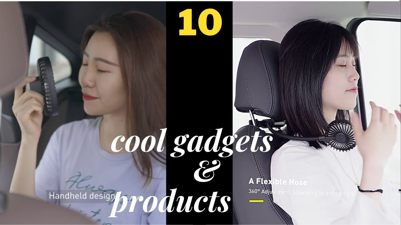 10 New summer Products Aliexpress 2021 | Cool Future Tech. Amazing Gadgets