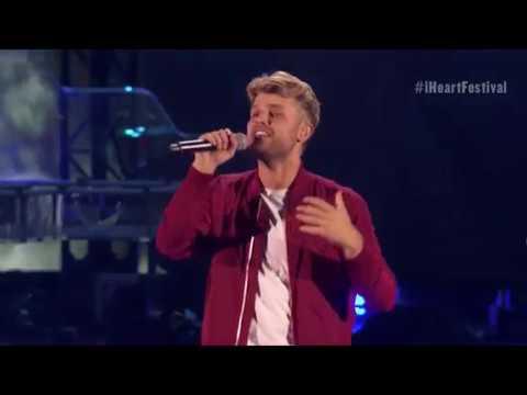 Kygo - Happy Now ft Sandro Cavazza (IHeartRadio Festival 2018) Full HD
