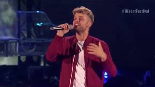 Kygo - Happy Now Ft Sandro Cavazza (IHeartRadio Festival 2018) Full HD