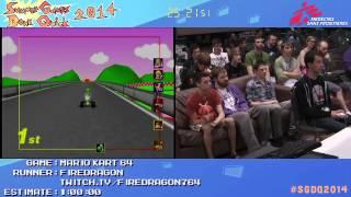 Summer Games Done Quick 2014 - Part 116 - Mario Kart 64