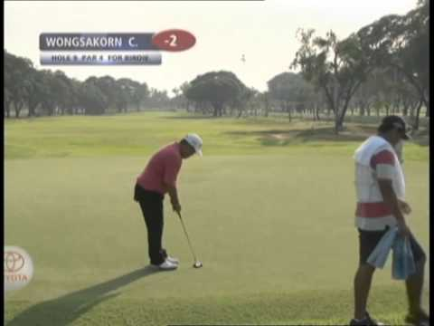 TOYOTA PGA THAILAND CHALLENGE # 7 @ Royal Thai Army Golf Course 2-3 Dec /1