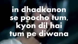 Tum Kitni Khubsurat Ho-Karaoke & Lyrics-Jangal Mein Mangal