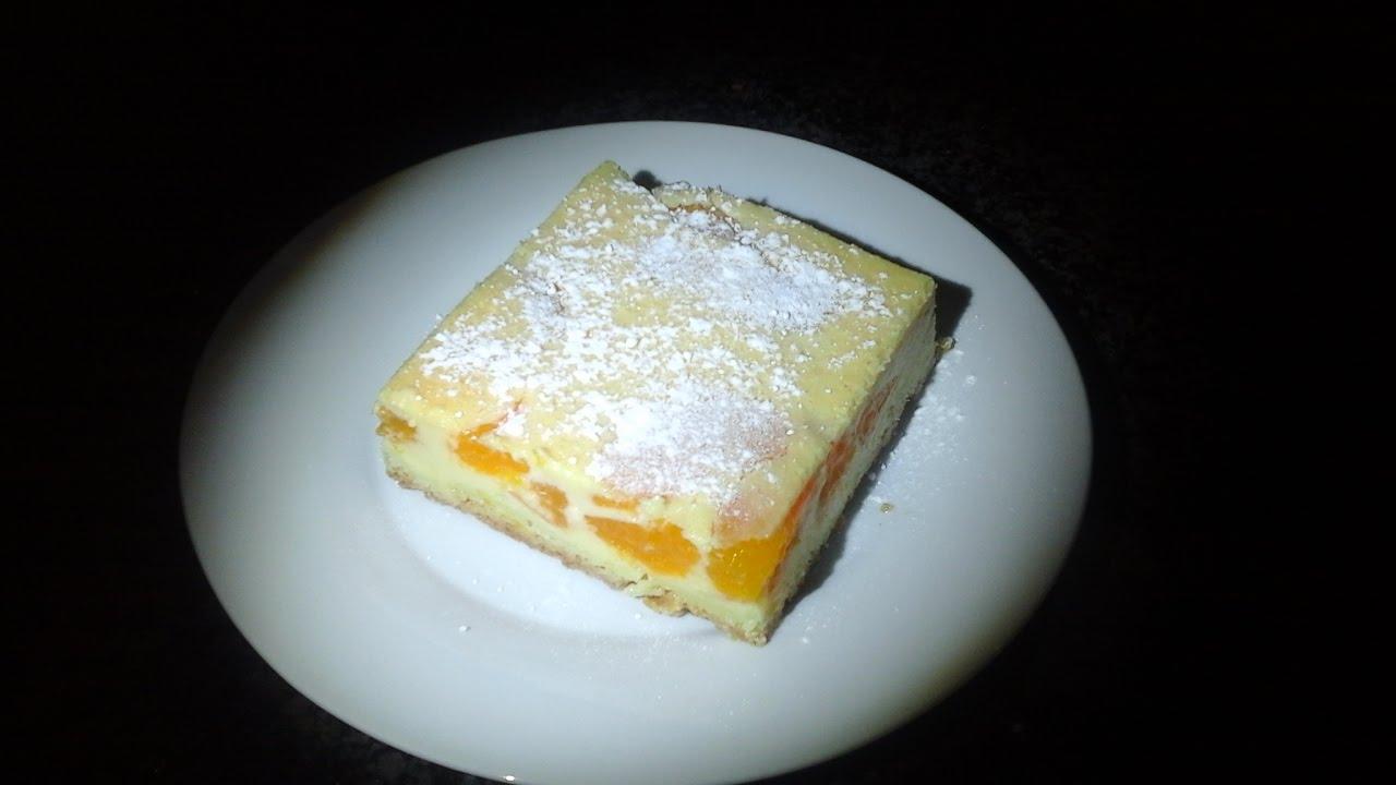 Mandarinen Quark Kuchen Im Gourmetmaxx 9in1 Youtube