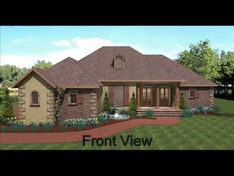 The lorie award winning house plan youtube for Award winning house designs in india