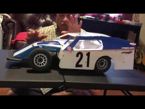 GET A GRIP on your Dirt Oval RC associated short course open wheel  modified  sc mod