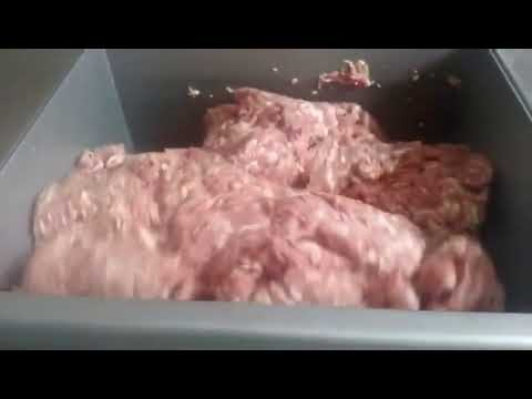 Stainless Steel Meat Mixer