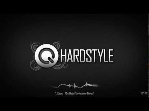 DJ Zany  Sky High Technoboy Remix