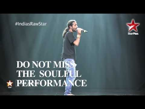 India's Raw Star: The making of a soulful performance by Rituraj!