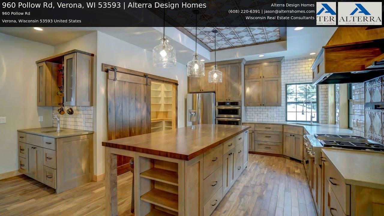 960 Pollow Rd, Verona, WI 53593   Alterra Design Homes