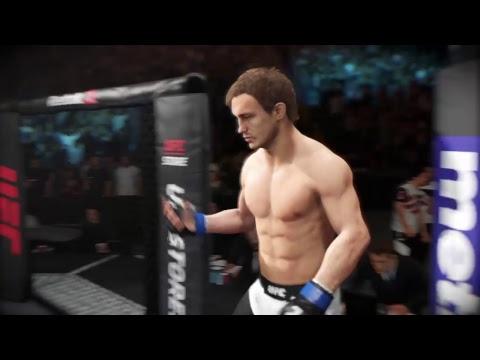 Brad Pickett Career (EA Sports UFC 2 Gameplay)
