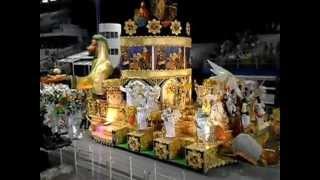 Unidos de Santa Bárbara - Carnaval 2013