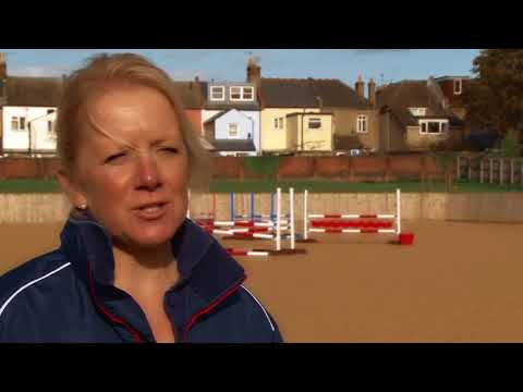 British Showjumping - Training for Eventers Part 1