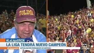 Tolima se despide por lo alto de la Liga Águila ante Medellín