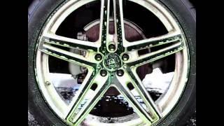 DUB Wheel Cleaner Time Lapse (15 secs)