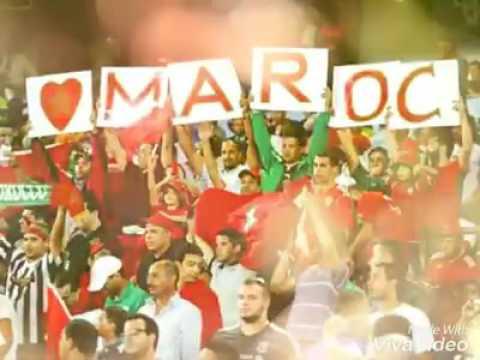 Cheb riahi-cheb karim~hamra khadra~ Equipe du Maroc ~