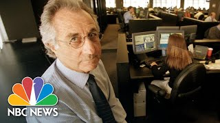 Bernie Madoff Dead In Prison At 82: Looking Back At His Ponzi Scheme Impact | NBC News
