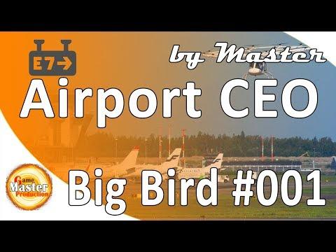 Airport CEO   The Big Bird   прохождение - Маленькое летное поле #1