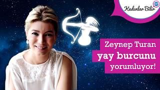 Zeynep Turan'dan Aralık Ayı Yay Burcu Yorumu