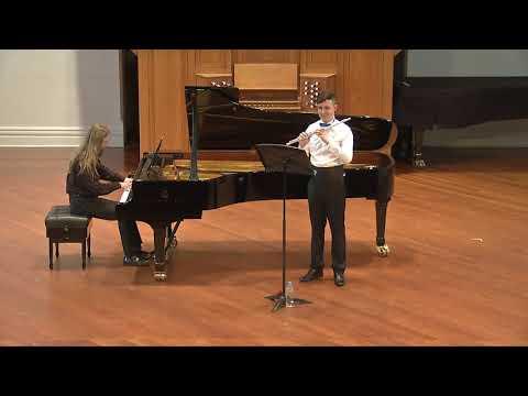 Dick Kattenburg: Sonate voor Fluit en Piano 1937