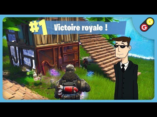LE GRAND GADU TERMINE TOP 1 ! #2 (Fortnite) [FR]