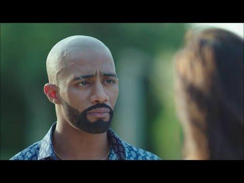مسلسل الاسطورة - ناصر يجرح تمارا بـ كلمات قاسية جدا - محمد رمضان