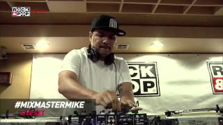 Mix Master Mike Live Set - Rock&Pop Chile