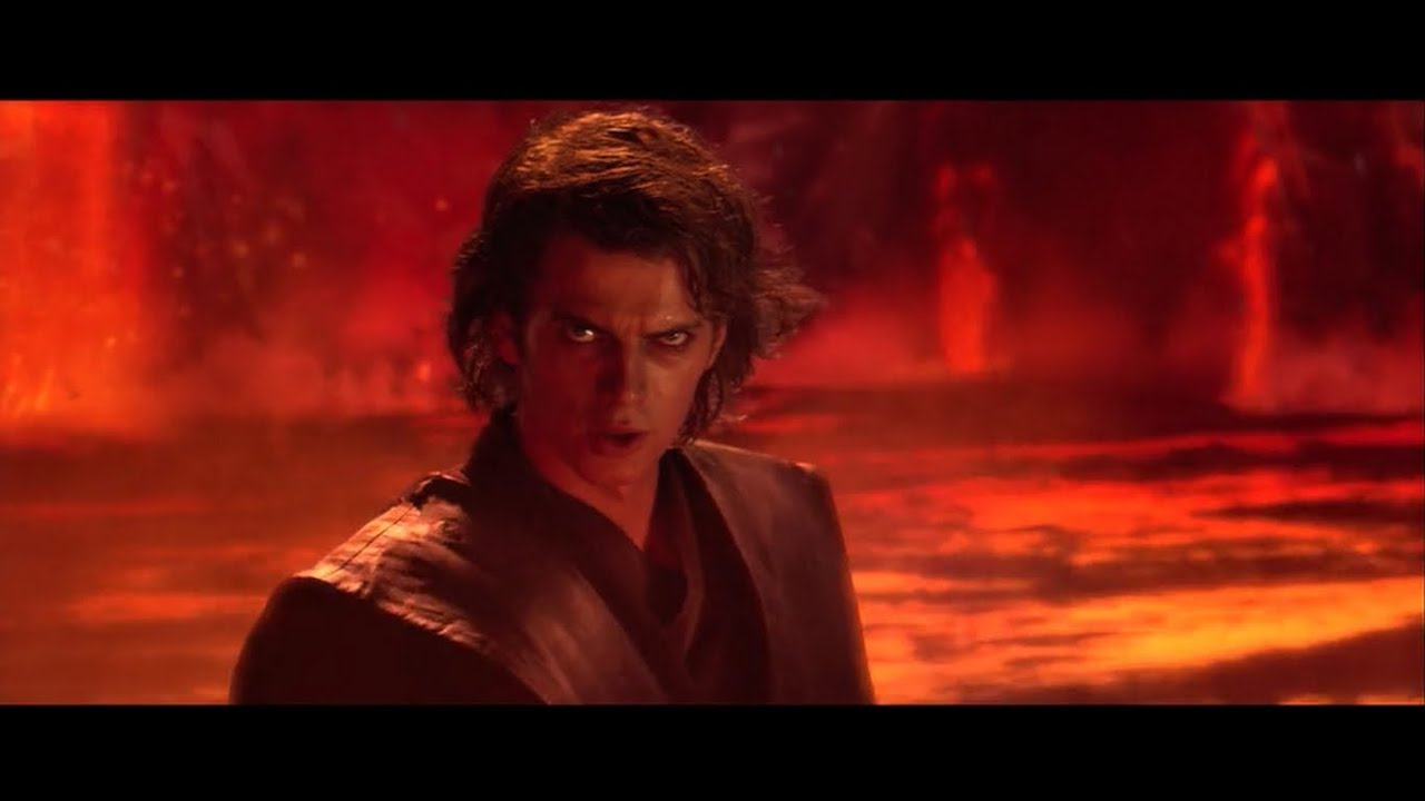 Anakin Skywalker vs Obi-Wan Kenobi 2ª Parte - Dublado [PT ...