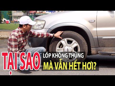 Lốp không bị thủng mà vẫn xuống hơi - Nguyên nhân và giải pháp? | TIPCAR TV
