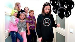 Богатые школьники забыли про ДЕНЬ РОЖДЕНИЕ Черновой