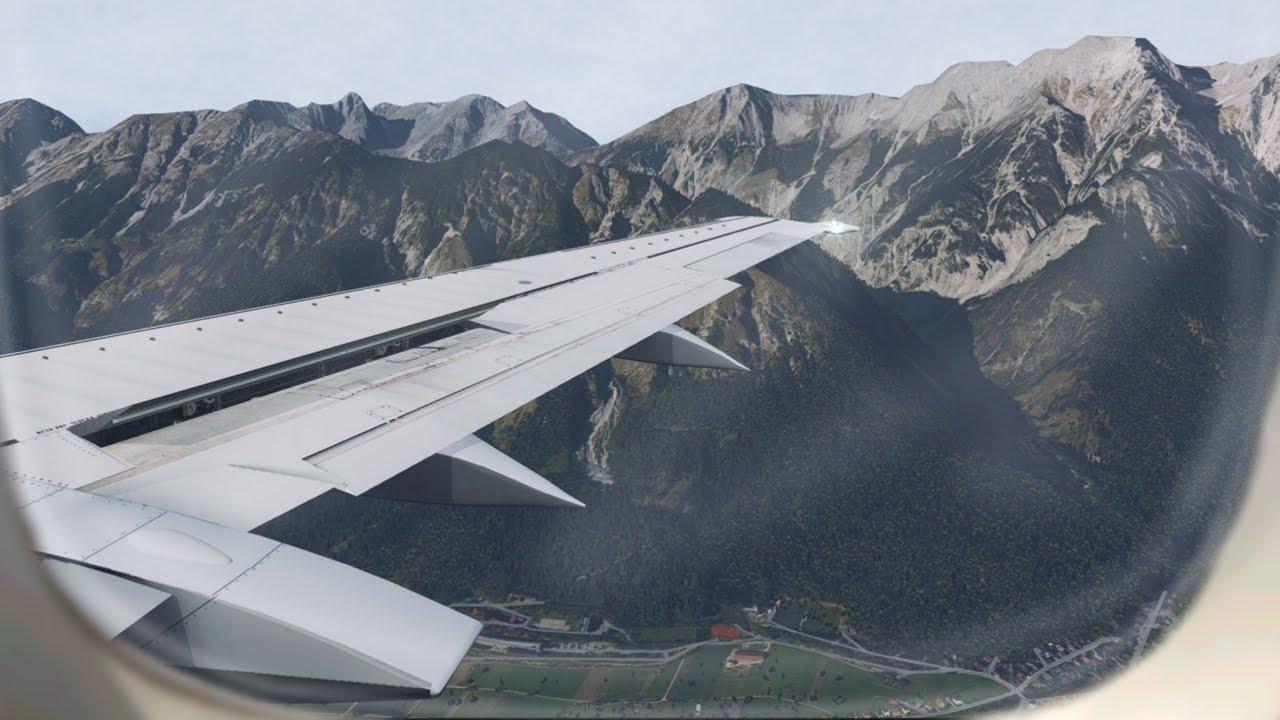 FLIGHT SIMULATOR 2018 ✈ X-Plane 11 with UltraWeatherXP v2 2 ★ReShade  ★Ortho4XP★LUA Scripts