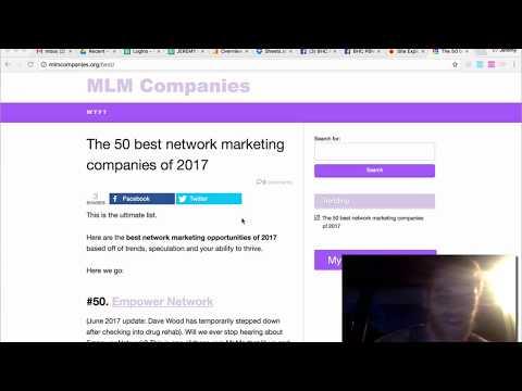 Rankings: 50 best network marketing companies of 2019