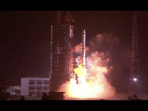 China Launches More Remote Sensing Satellites